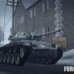 The M24 Chaffee now available on Bastogne