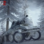 Puma at Bastogne